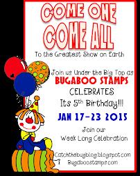 Bugaboo's Birthday Celebration!