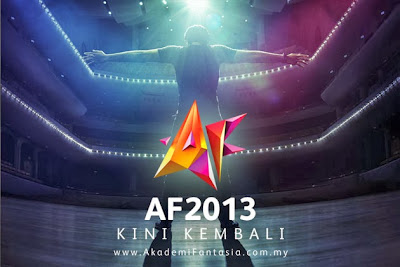 DOWNLOAD Video Konsert Akhir Akademi Fantasia AF 2013
