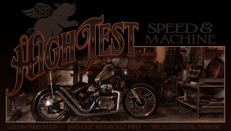 The High Test Speed & Machine Company.