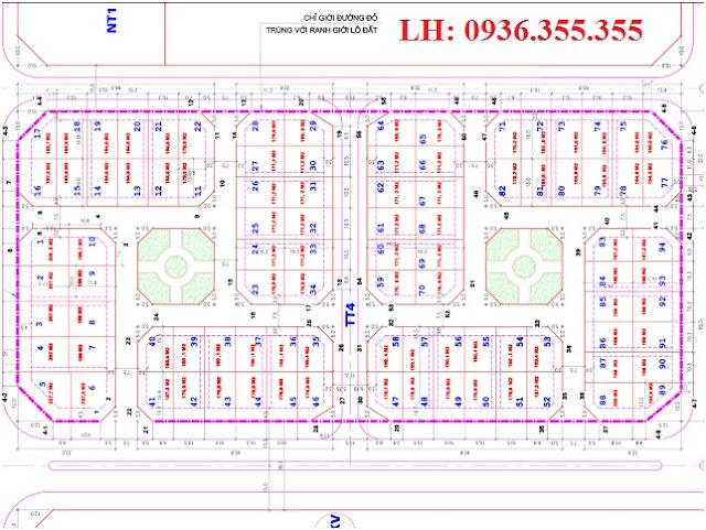 Bán biệt thự TT4 - Thành Phố Giao Lưu