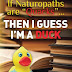 "If Naturopaths are ""Quacks""... Then I Guess I'm a Duck - Free Kindle Non-Fiction"