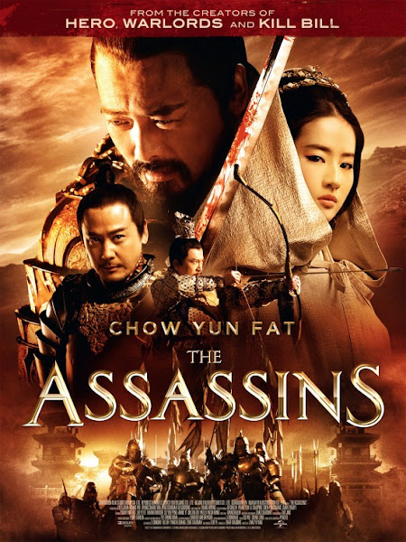 Poster Of The Assassins 2012 720p BRRip Dual Audio