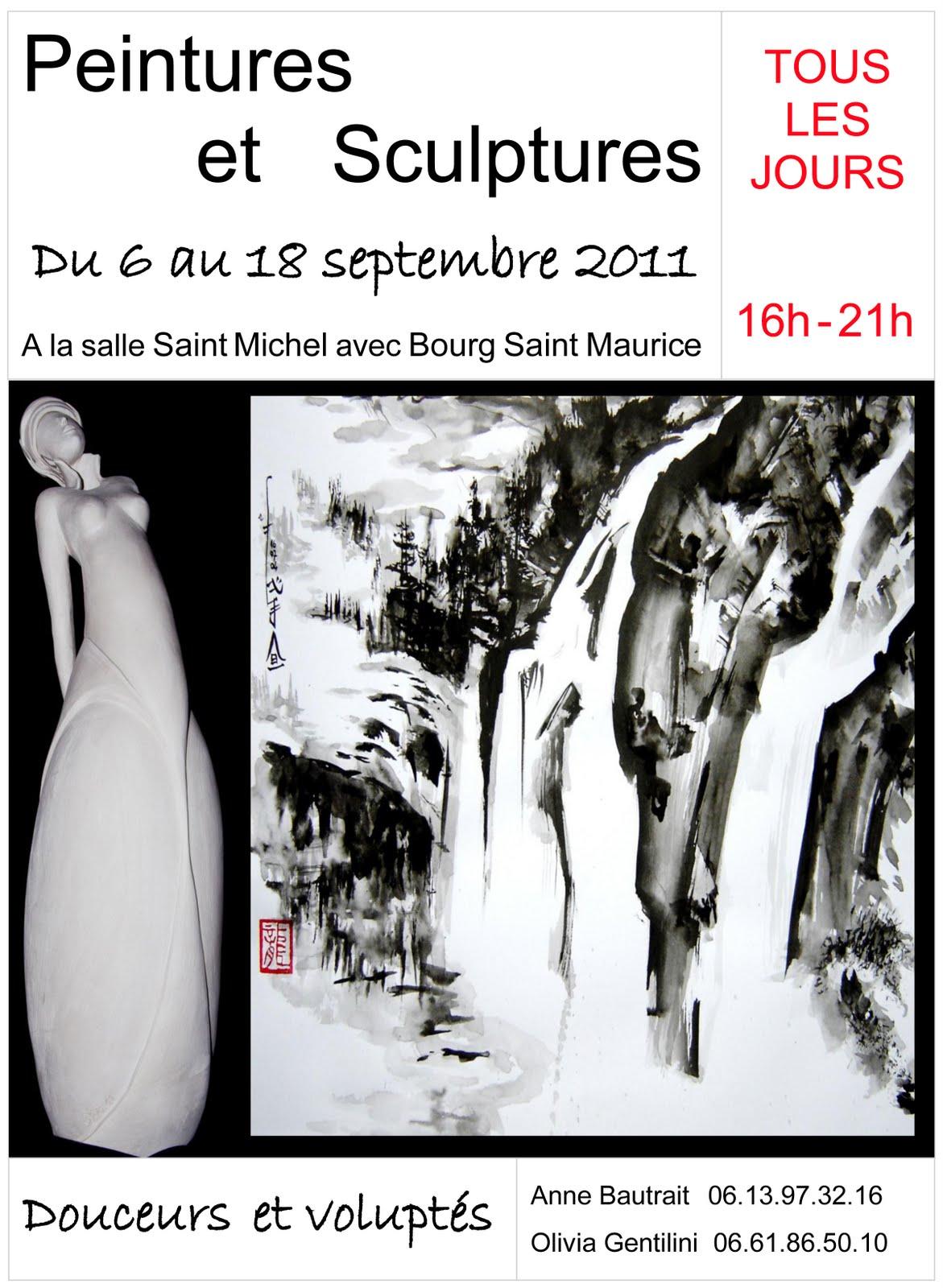 Nature expression et cr ation ao t 2011 - Office du tourisme bourg saint maurice ...
