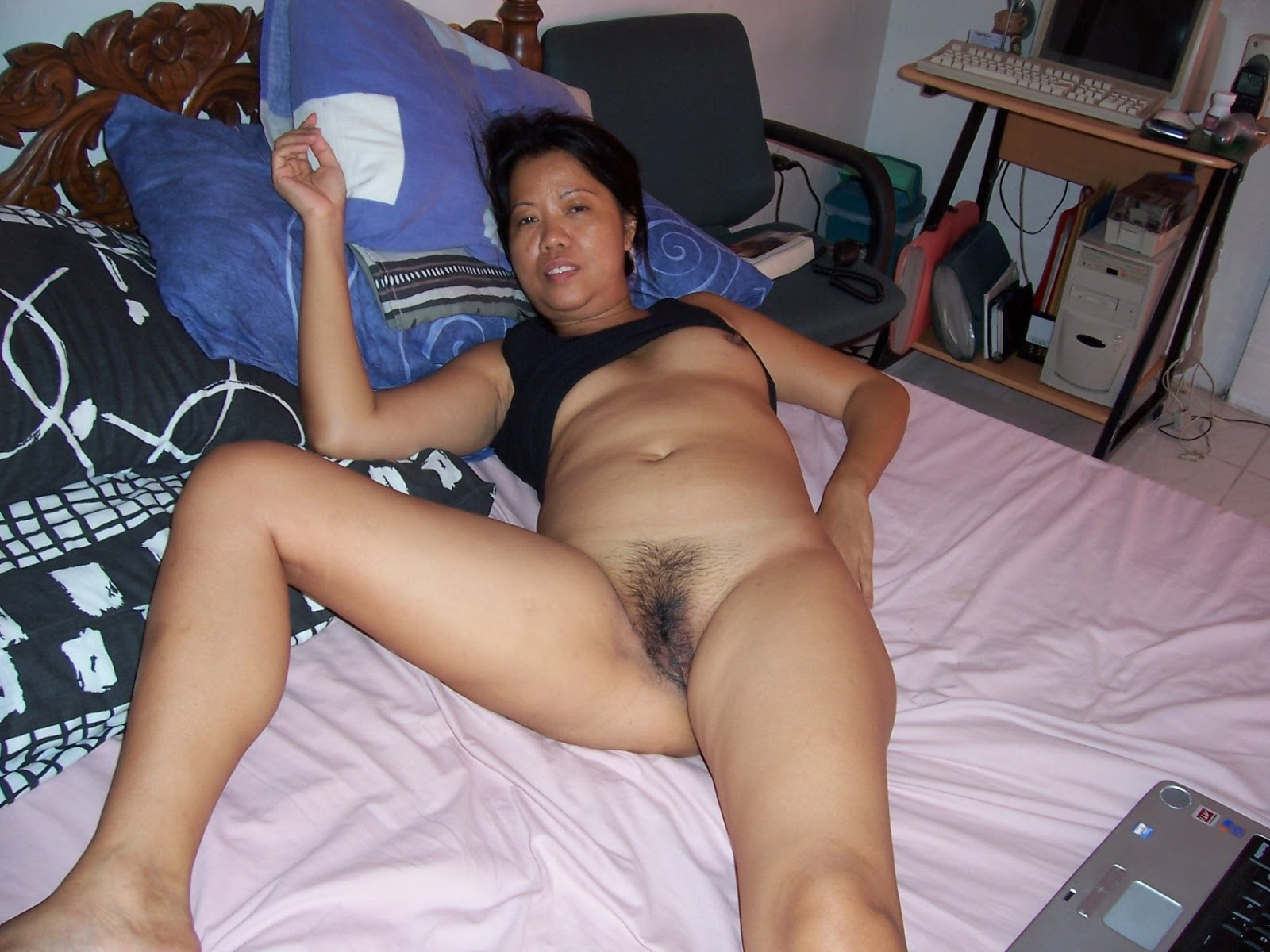 Opinion you Hairy mature filipino women consider, that