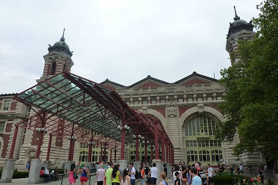 New York Ellis Island