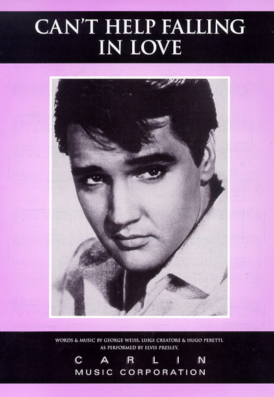I Can't Help Falling In Love With You - Elvis Presley