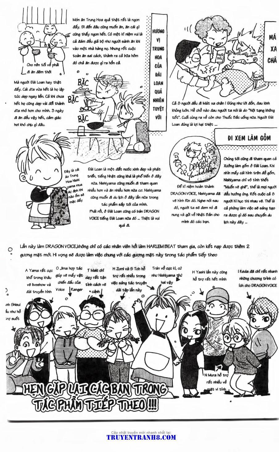 Dragon Voice chap 96 – End Trang 42