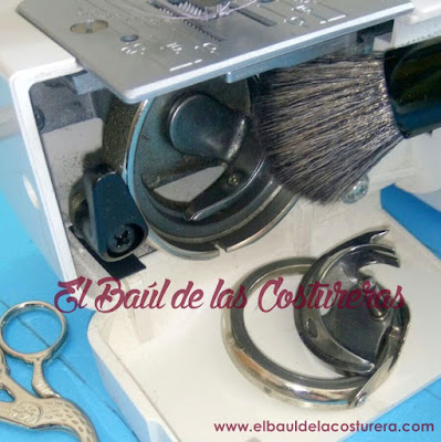 desarmar el cangrejo crochet gancho y limpiar las pelusas e hilos trabados