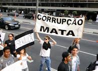 CORRUPÇÃO MATA!