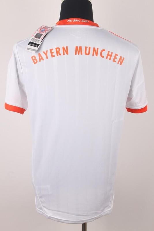 Bayern Munchen away 2013