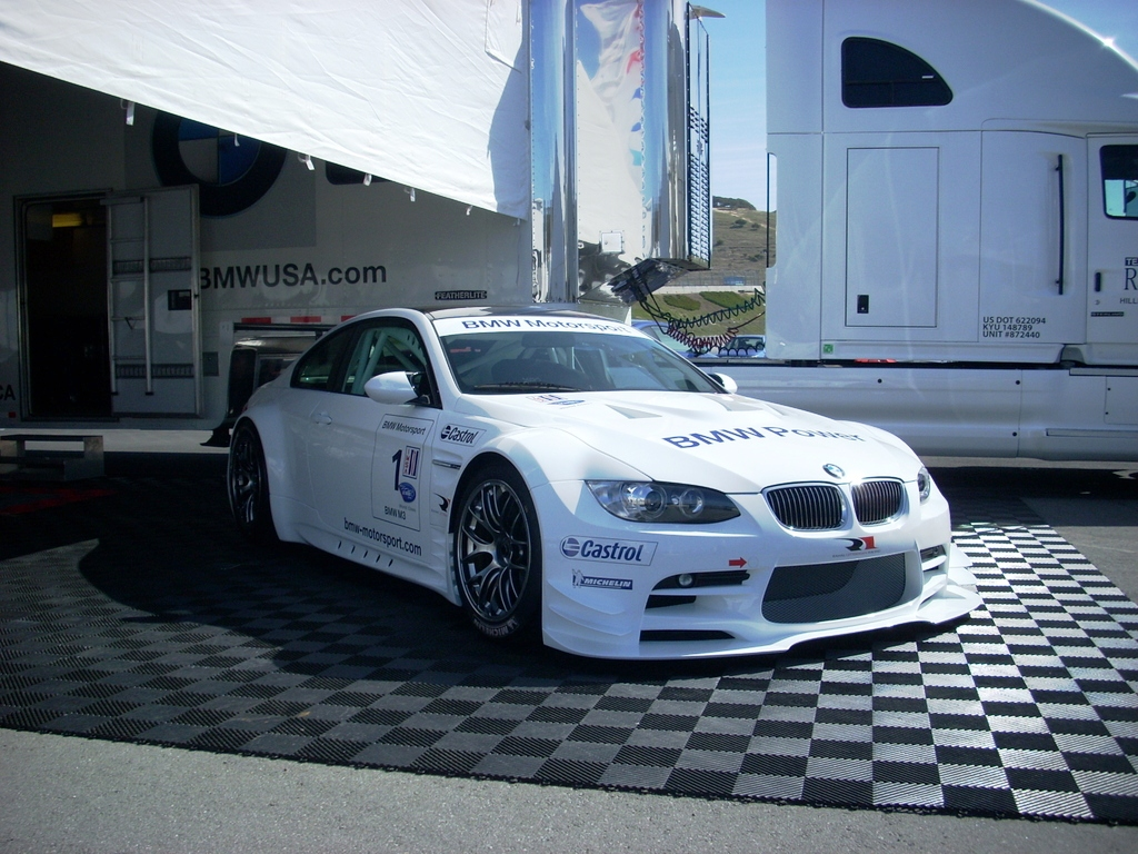 Car Designs Jurex: BMW M3 ALMS