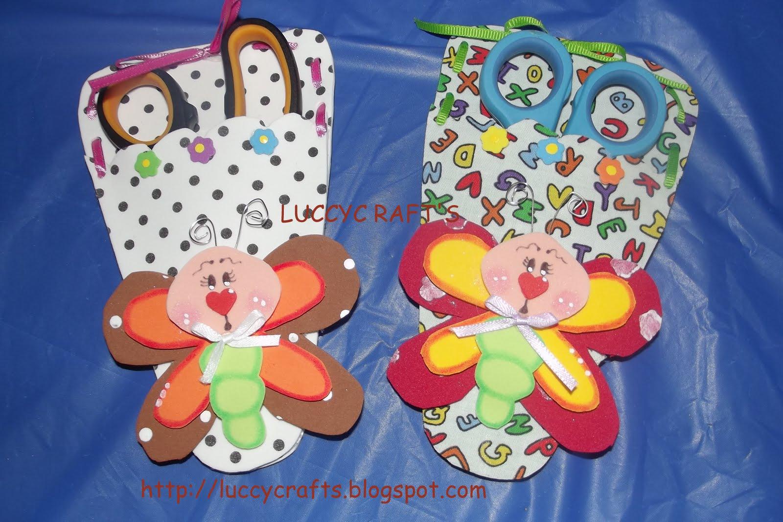 Luccy Craft's Portatijeras