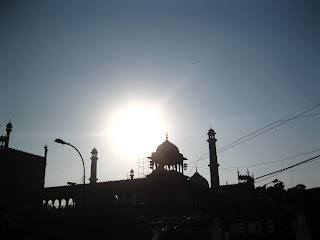 Chandna Chowk Old Delhi India