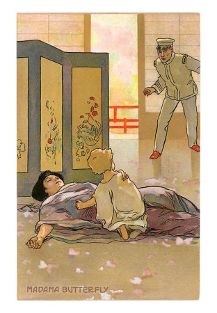 Madama Butterfly: a Japanese Tragedy