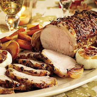 Rosemary Garlic Pork Tenderloin Recipe | Healthy Pork Recipe