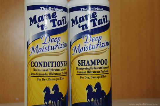 Mane n Tail Deep Moisturizing Shampoo & Conditioner