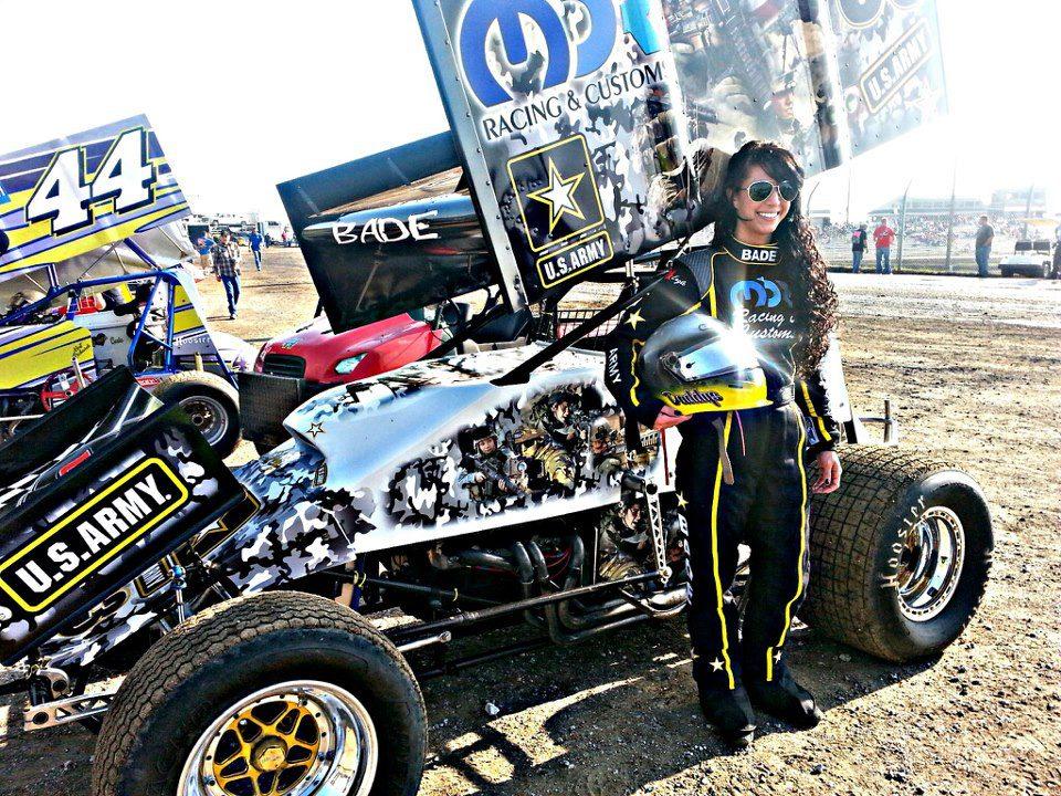 In The Dirt With The Sprint Car Girls Sprint Car Spotlight