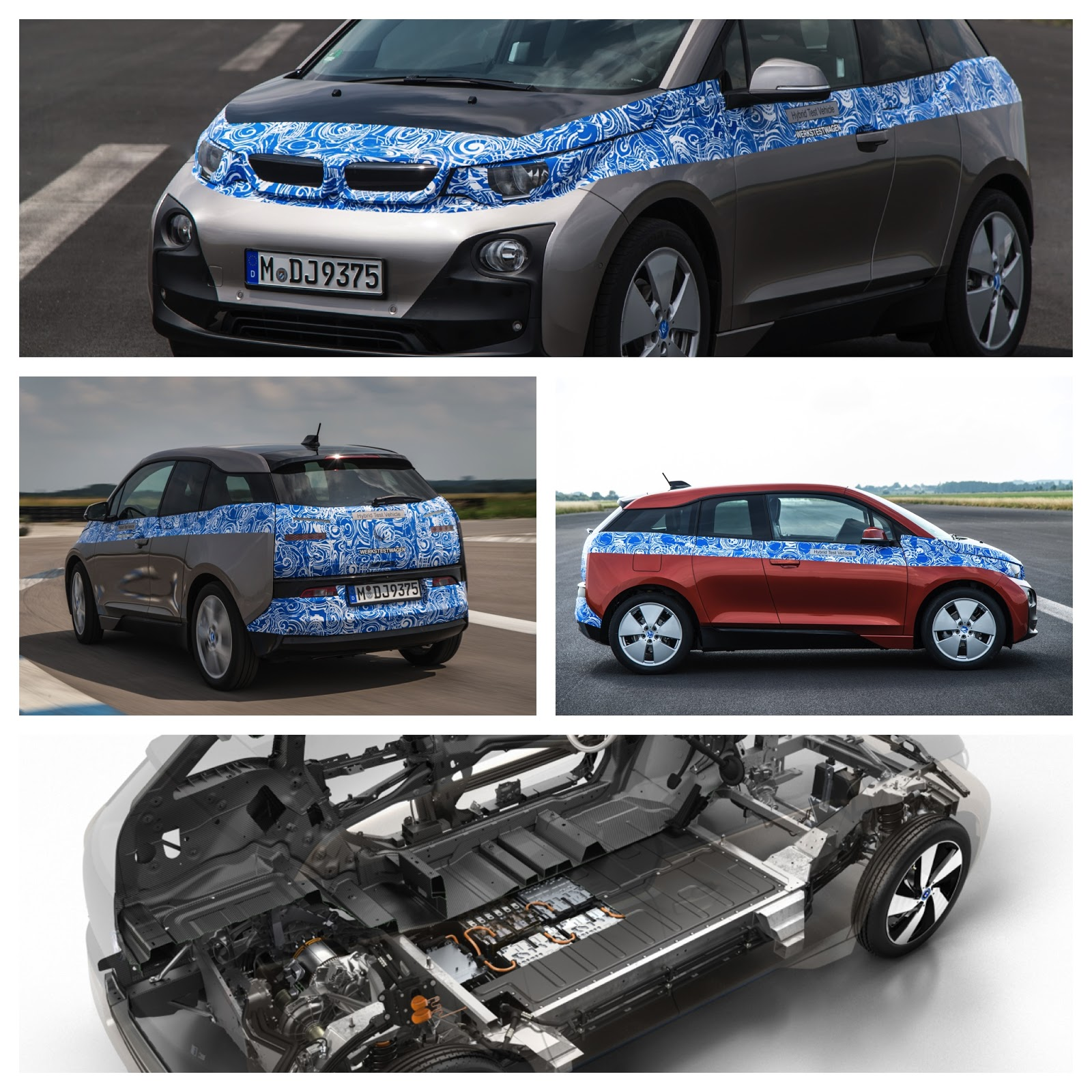 Bmw I3: BMW I3 Is Official Now - Cars & Life