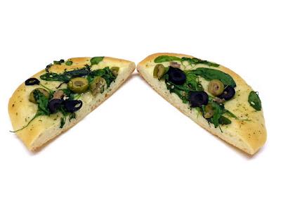 オリーブとアンチョビのフォカッチャ(Focaccia aux olives et anchois)   GONTRAN CHERRIER(ゴントラン シェリエ)