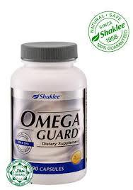 omega guard shaklee minyak ikan terbaik