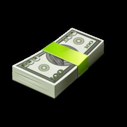 Preço para criar logotipo online: Notas de dinheiro