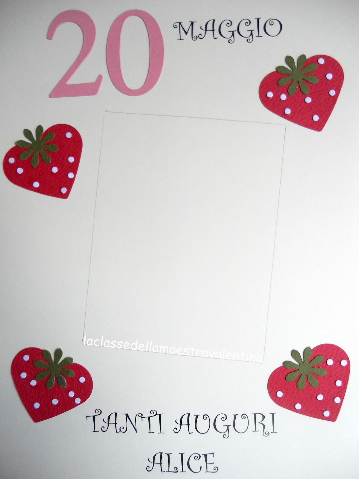 La classe della maestra valentina calendari per i for La classe della maestra valentina primavera
