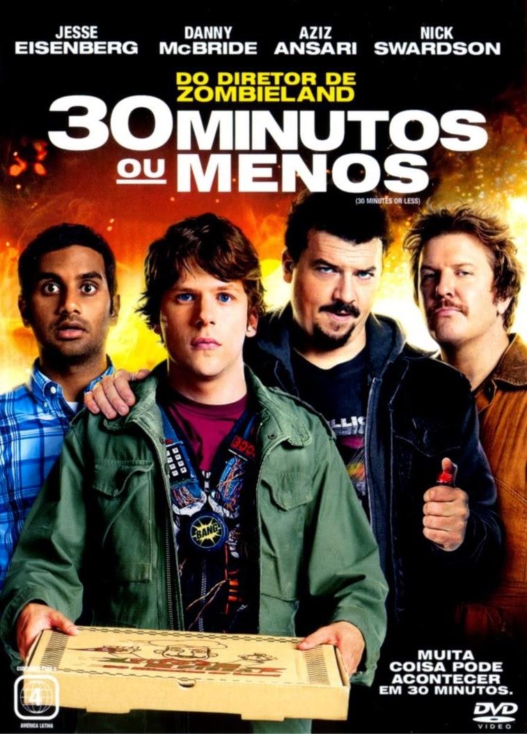 30 Minutos ou Menos – Dublado (2011)