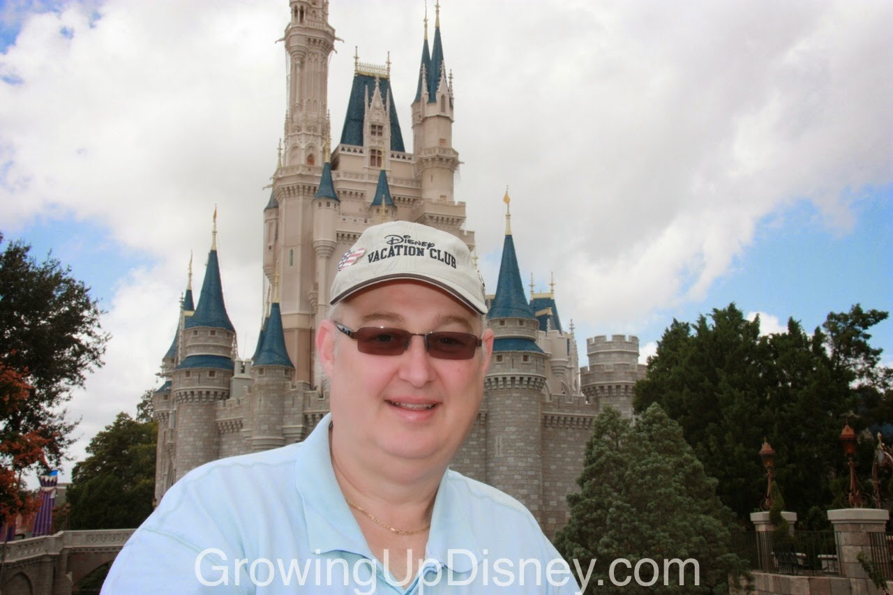 Cinderella Castle, Walt Disney World, growing up disney
