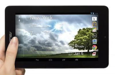 Harga tablet Asus Memo Pad ME172V