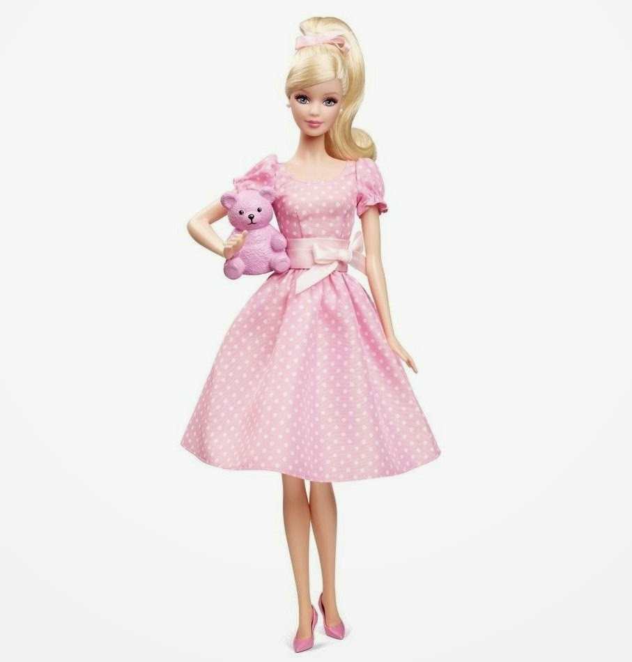 Beautiful Barbie Dolls Wallpaper