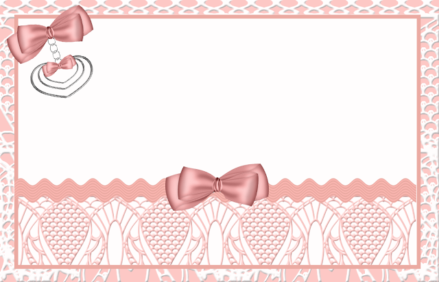 Pink Lace Free Printable Mini Kit. | Oh My Quinceaneras!