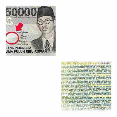 Fakta Uang Kertas Rp 50.000 WR Supratman Yang Tak Semua Orang Tahu