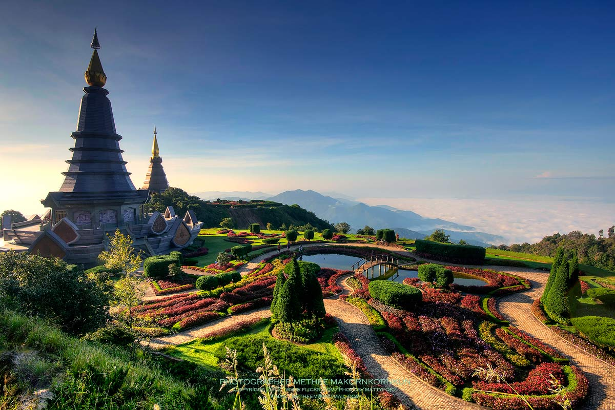 Thailand Tour: Doi Inthanon National Park
