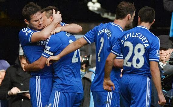 Terry - Lampard - Chelsea