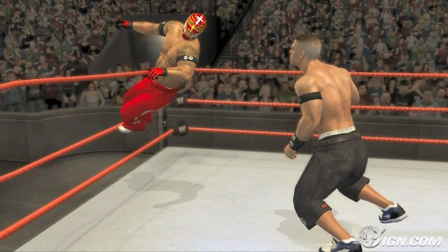 wwe smackdown vs raw 2007 crack download