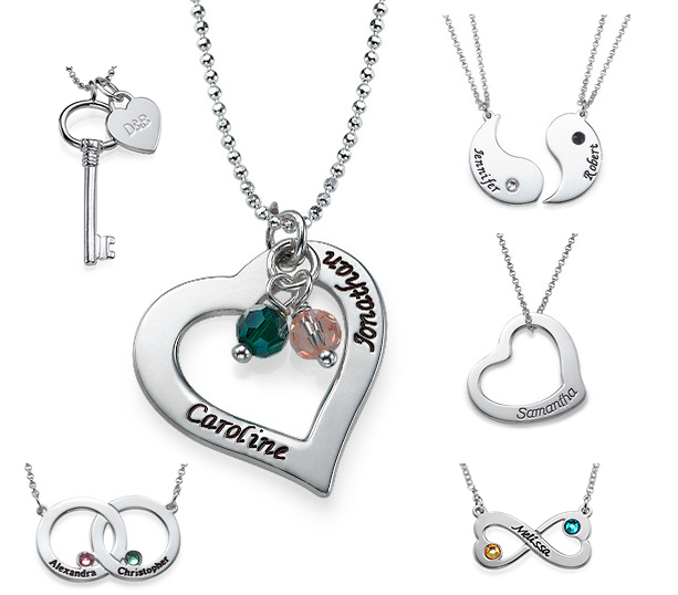 Valentine's Day Gifts at MyNameNecklace