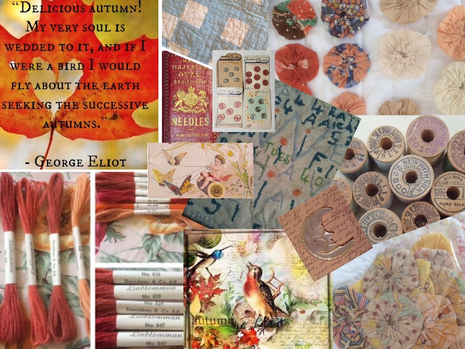 Homespun Stitchworks..... For the love of vintage