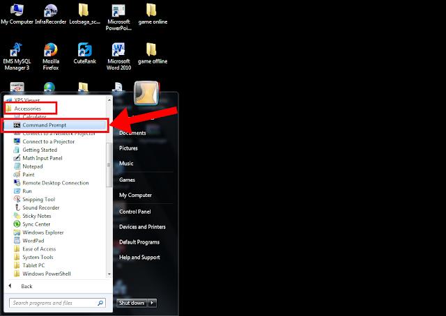 Cara mengetahui IP Address Website