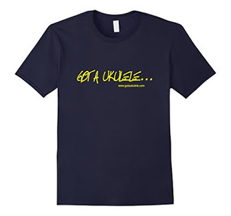 Get the Official Got A Ukulele Shirt!