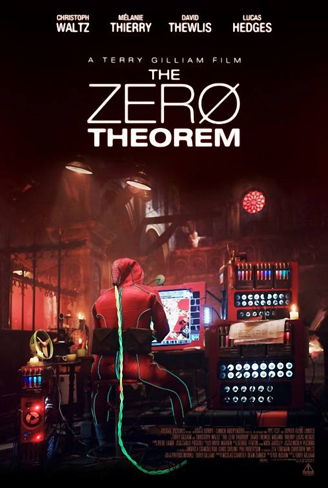 La película The Zero Theorem