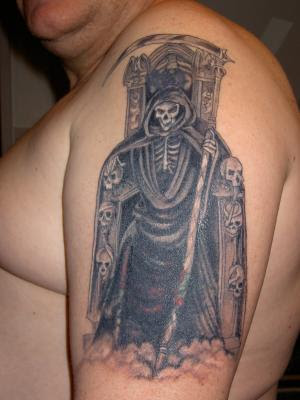 Gothic Tattoo Meanings And Pictures