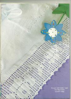 вязание крючком, журналы, Croche e Facil,