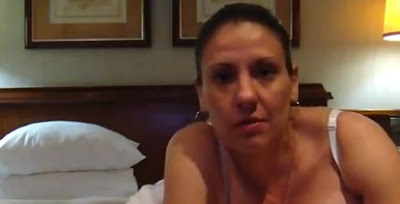 video de la ex ministra de juventud costa rica en una cama en bombacha