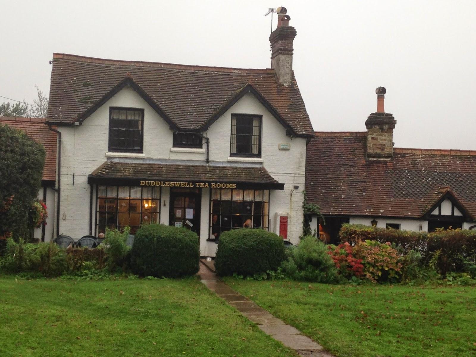 Duddleswell Tea Room Nearby