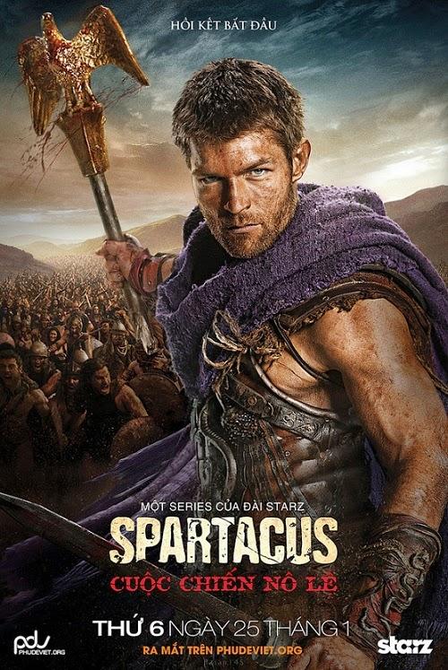 Spartacus 3: Cuộc Chiến Nô Lệ - Spartacus: Season 3 - War of the Damned - 2013