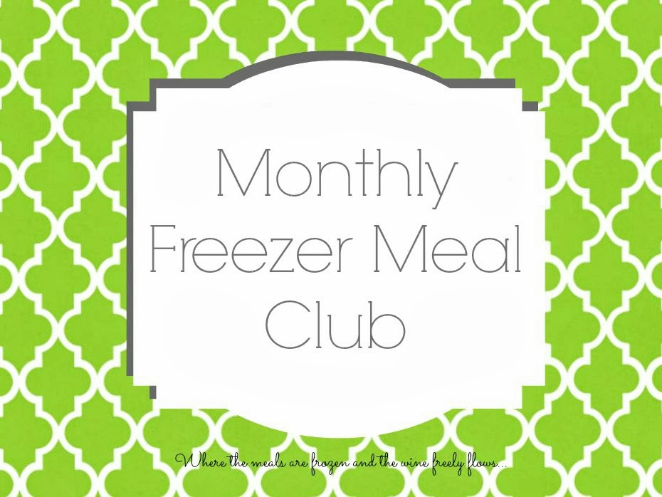 Freezer Meal Club