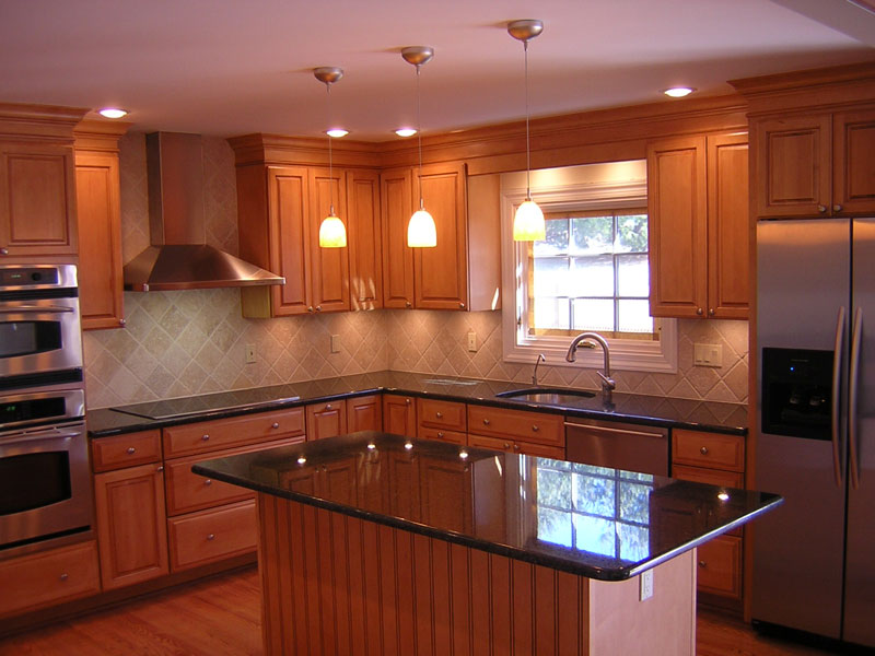 Easy and cheap kitchen designs ideas interior decorating for Kitchen renovation styles