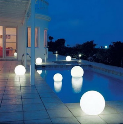 Outdoor Lighting With Interior Design , Home Interior Design Ideas , v