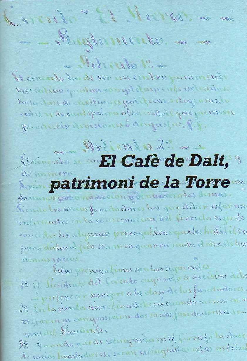 EL CAFÈ DE DALT