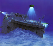 TITANIC 100 aniversario: fotos: CÓMO SE HUNDE EL TITANIC: JAMES CAMERON .